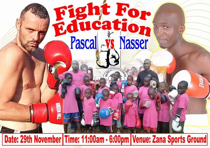 Fight for Education I (2015)